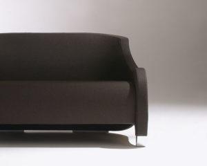 Canapé design moderne noir