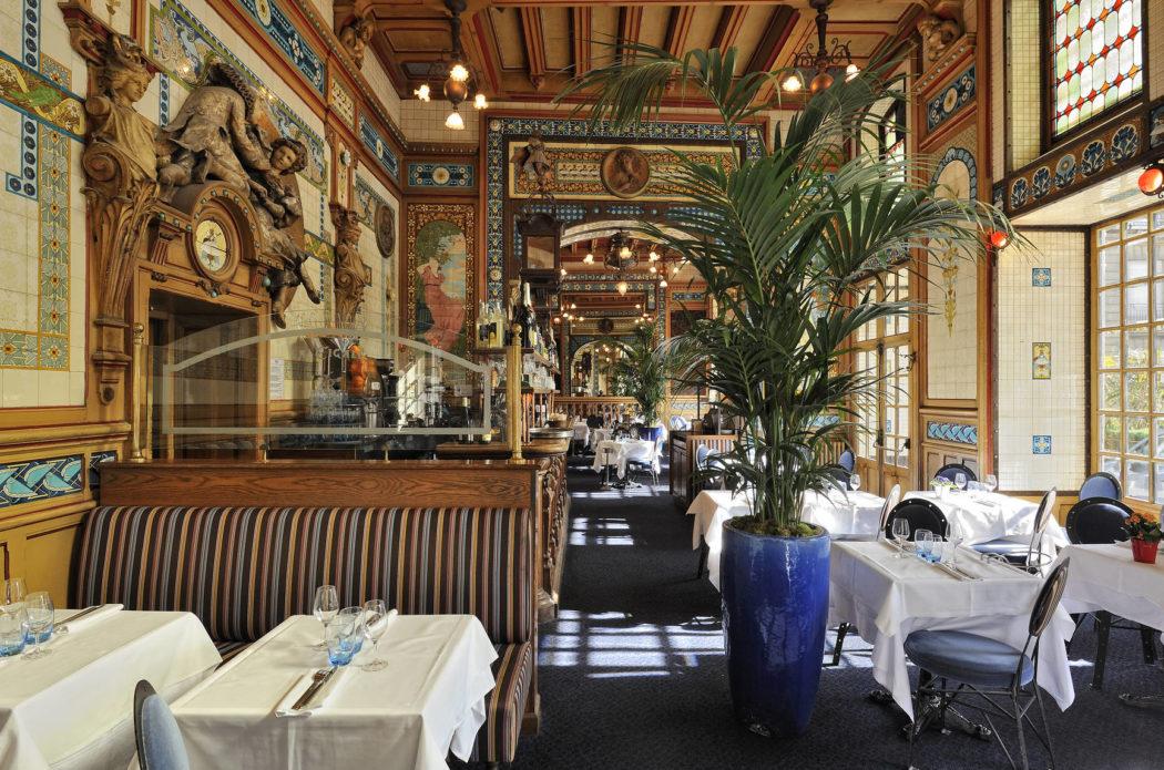 La Cigale restaurant brasserie Nantes