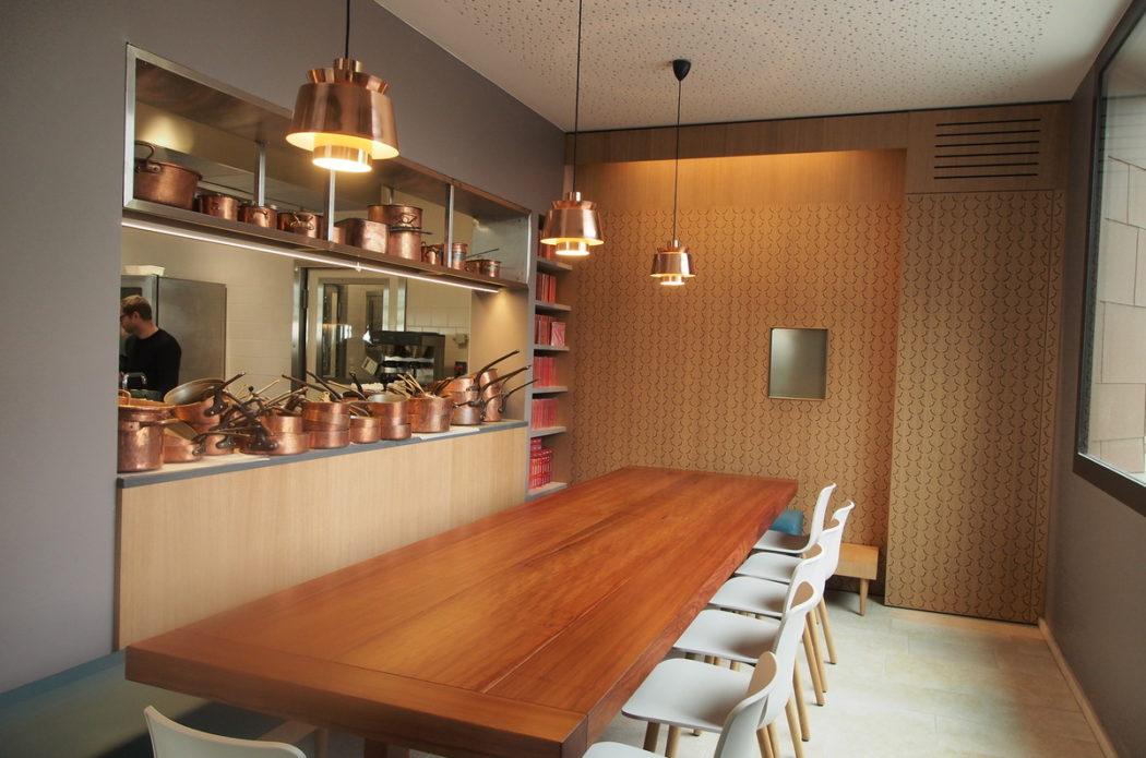 L'Atlantide Maison Guého cuisine