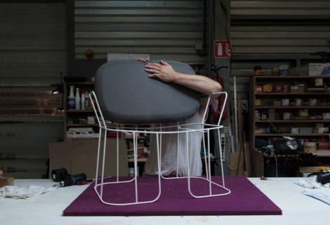atelier fauteuil Soca