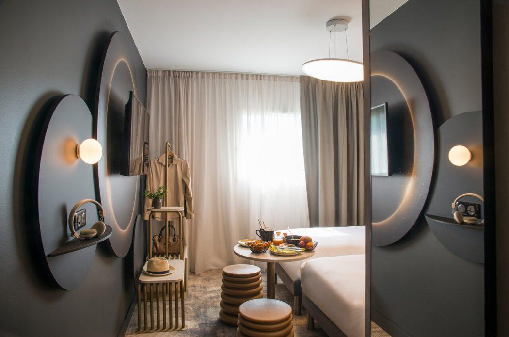Chambre Ibis Styles Pertuis Luberon