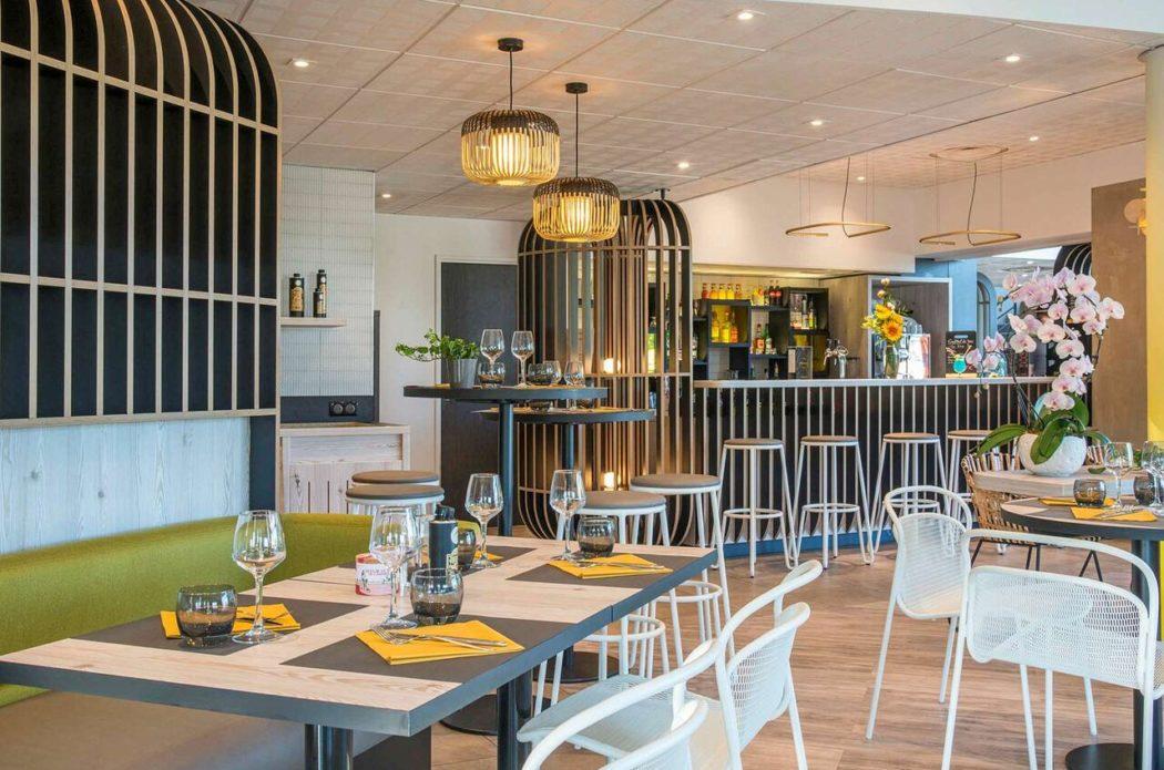 Restaurant Ibis Styles Pertuis Luberon